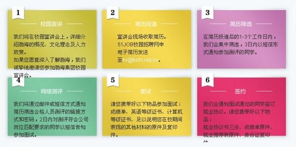 【渤海实业2013校园招聘】-大街网
